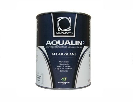 Aqualin systeemverf glans wit