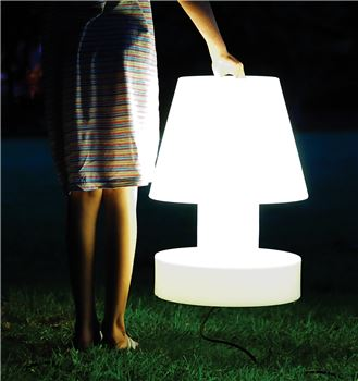 Bloom Portable Solar lamp