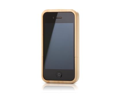 iPhone 4 case - bamboe