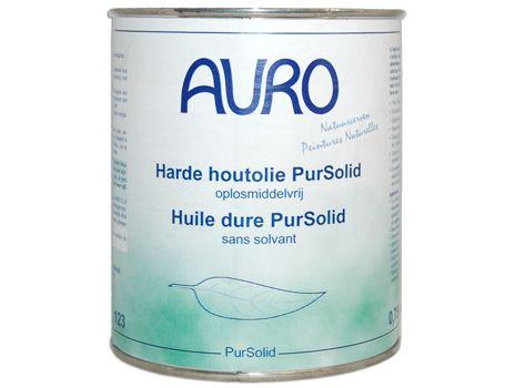 Auro hartes Holzöl