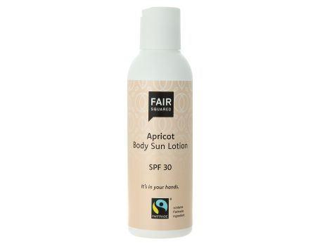 Body Sun Lotion SPF 30 Apricot 150ml