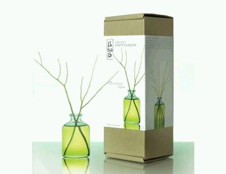 Geurverspreider Lemongrass