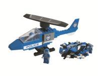 Helicopter Lego bouwpakket op zon