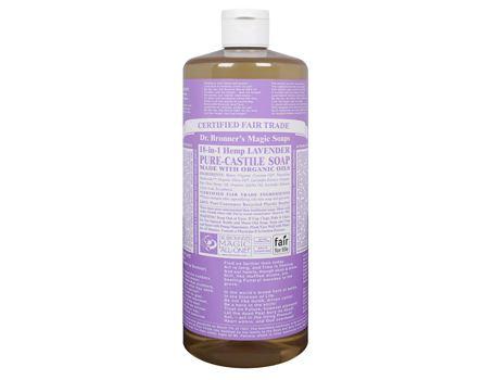 Dr. Bronner - 473 ml - Liquid Soap - Lavender
