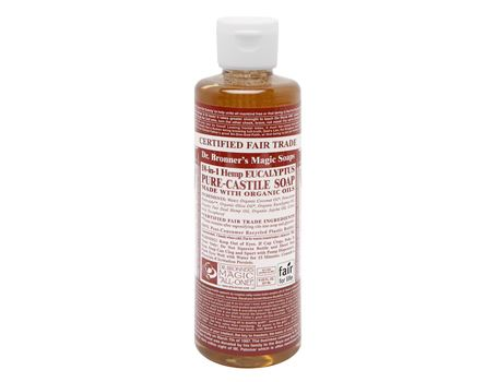 Dr. Bronner - 236 ml - Liquid Soap - Eucalyptus