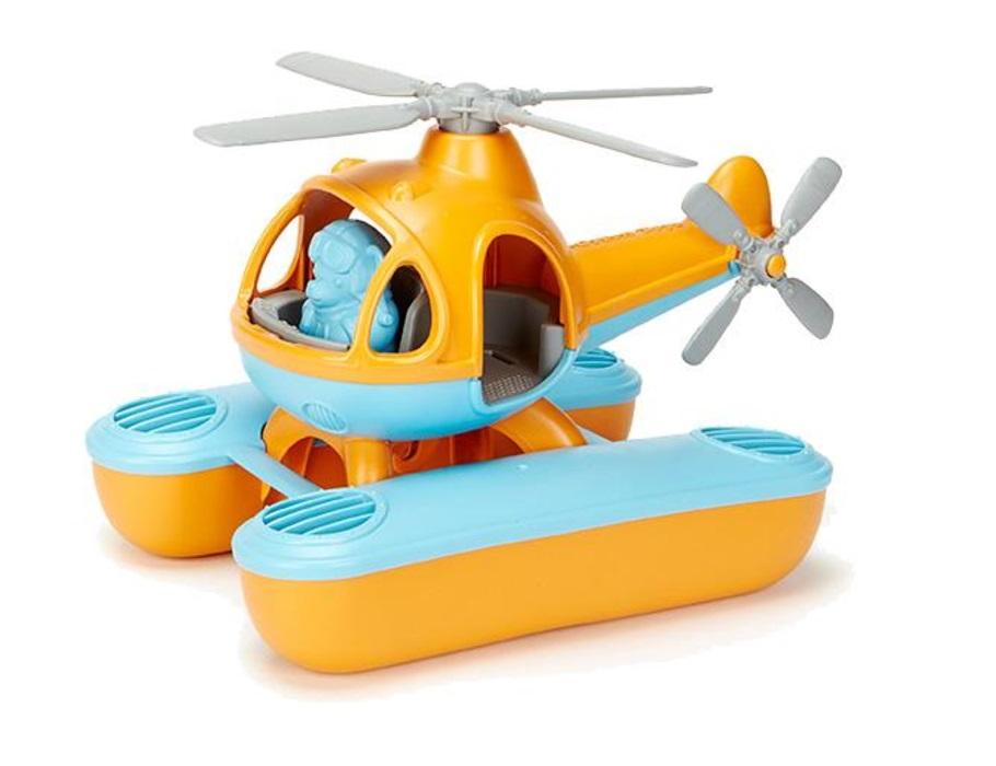 waterhelikopter-groen