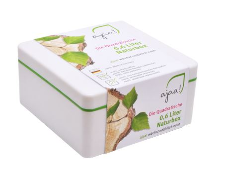 Lunch box Natur lime 0.6L