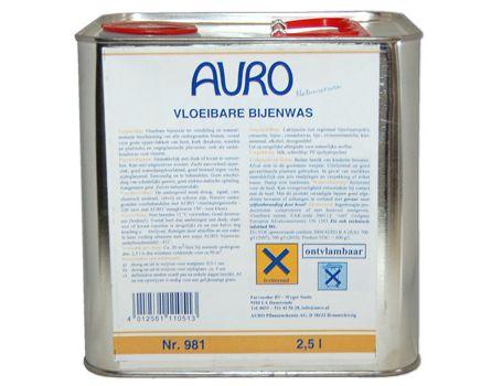 Auro flüssiger Bienenwachs