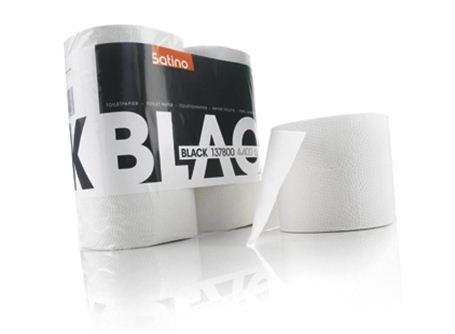 Toilet papier Satino Black pak van 4rol