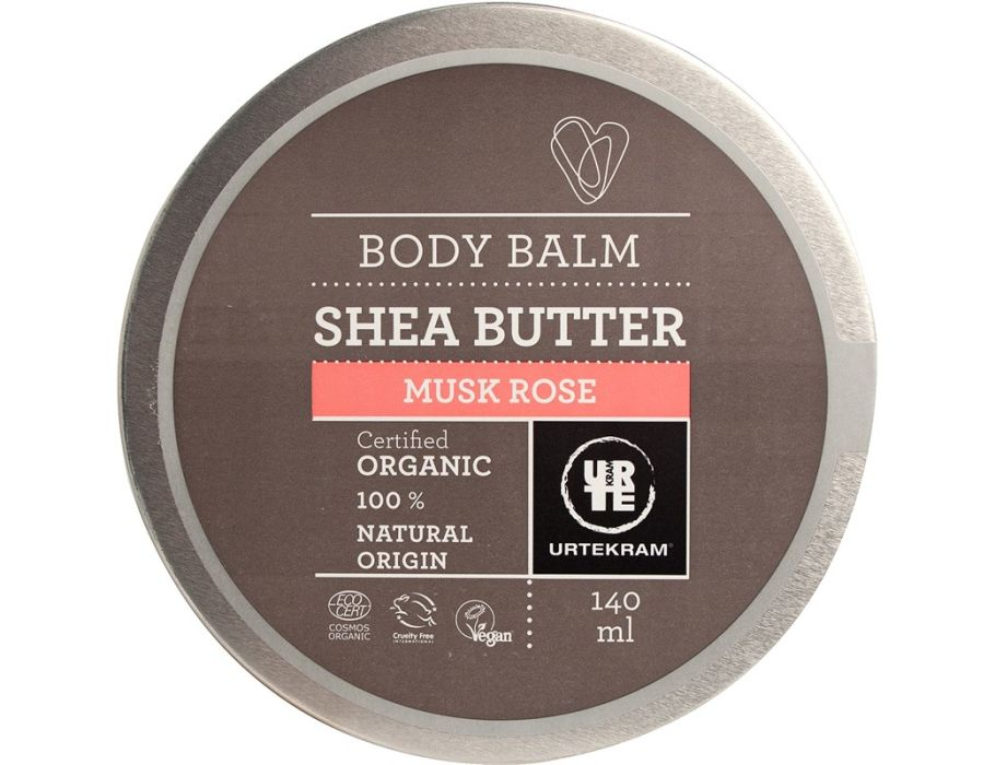 Bodybalm Shea Butter - Musk Rose