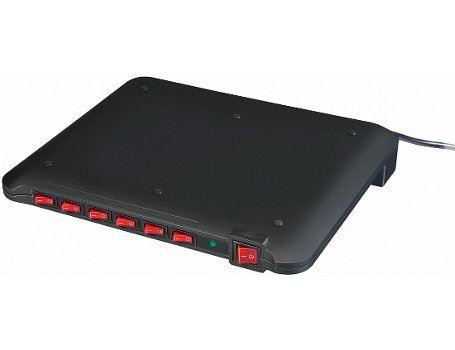Werkbasis met USB-hub