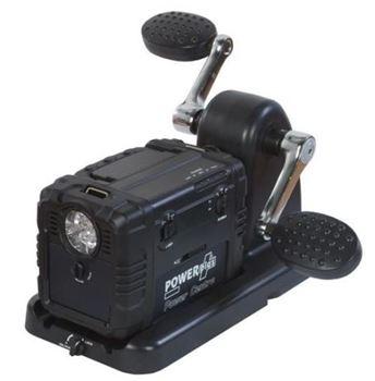 Cougar -Mobiele trap generator
