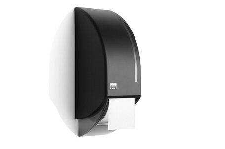 Toiletrol dispenser voor 2rol Nature