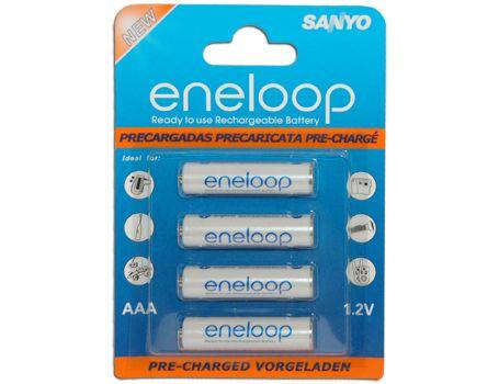 Sanyo Batterie AAA 4-er Pack