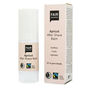 After shave balm Vrouw- apricot 30 ml