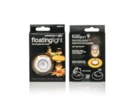 Floatinglight - Lamp voor in een glas