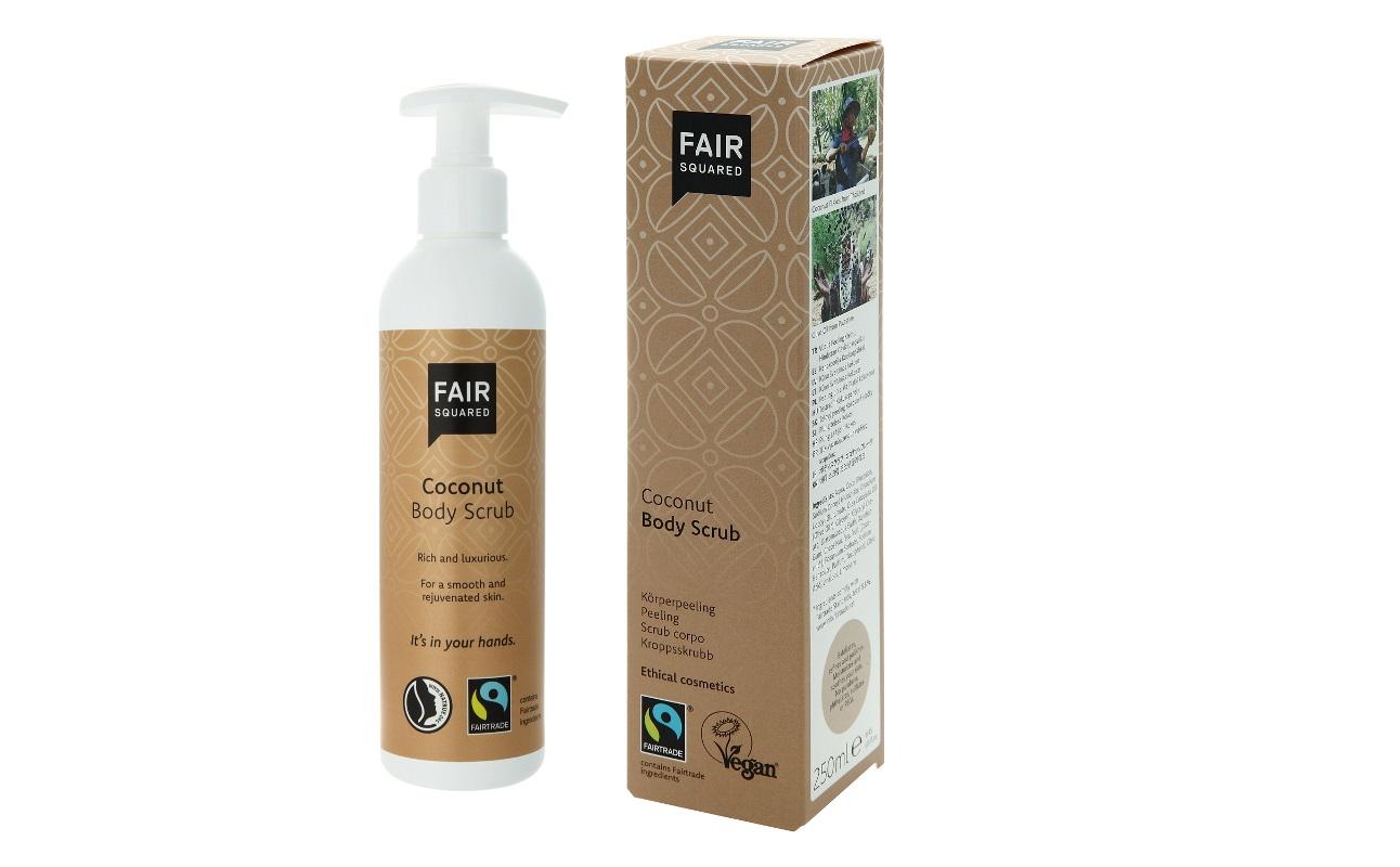 Body Scrub Coconut - 250 ml