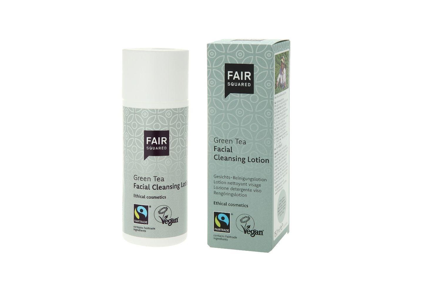 Facial Cleansing Lotion Green tea - 150 ml