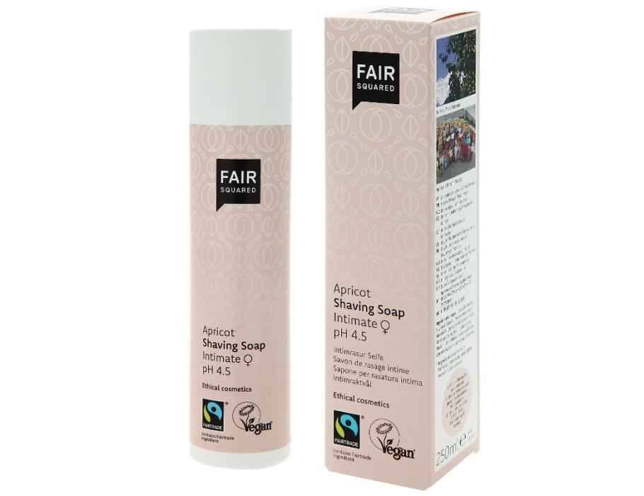 Shaving Soap Apricot - 250 ml