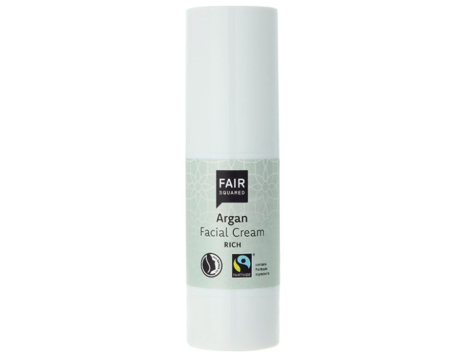 Facial cream argan rich