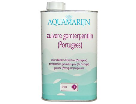Aquamarijn Gummiterpentin