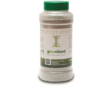 greenSand Olivijn