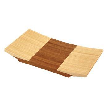 bamboe schaal