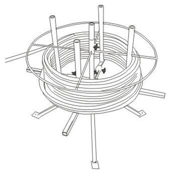 Kabel Haspel - huur