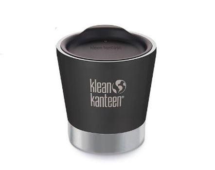 Koffiebeker met deksel Black