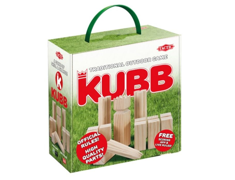 Kubb - Geschicklichkeitsspiel