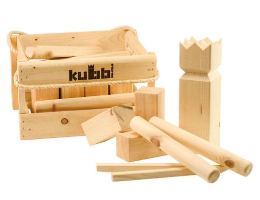 Kubb - Geschicklichkeitsspiel - Krat