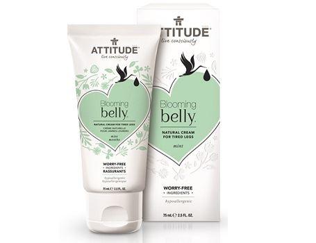 Natural Cream voor vermoeide benen - Mint