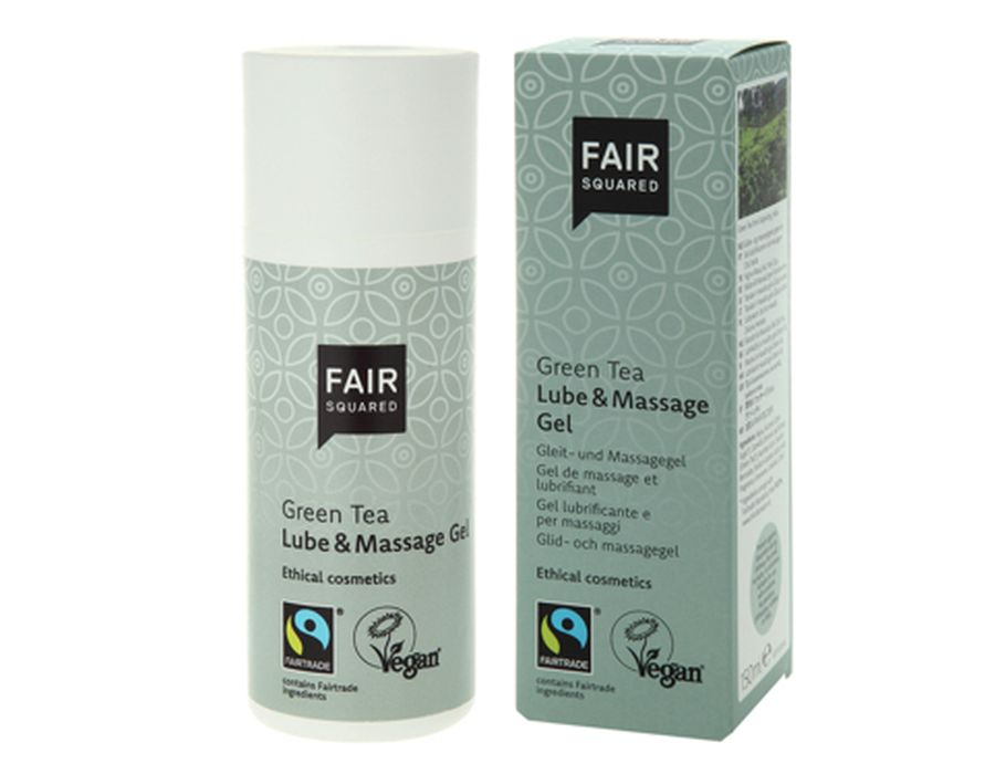 Glijmiddel & Massage-olie -  Green Tea