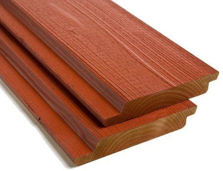 Fins rabathout - gekleurd