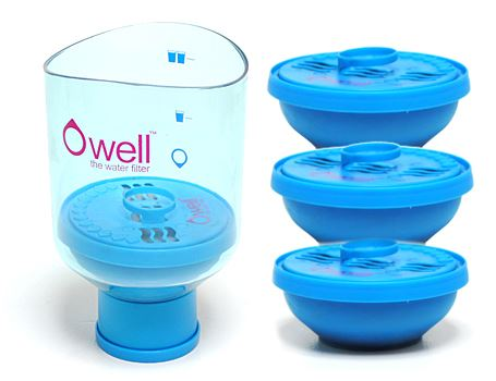Owell-water-filter-compleet