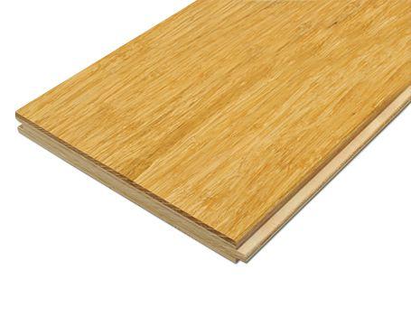 Bamboo Plex - density naturel -voorgeolied