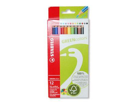 Potloden - FSC - gekleurd