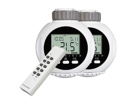 draadloos-thermostaatknop