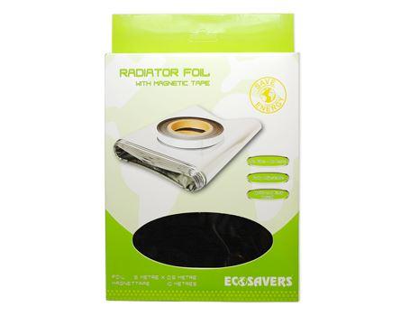 Radiatorfolie van Ecosavers