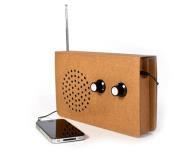 Radio MP3speler Karton