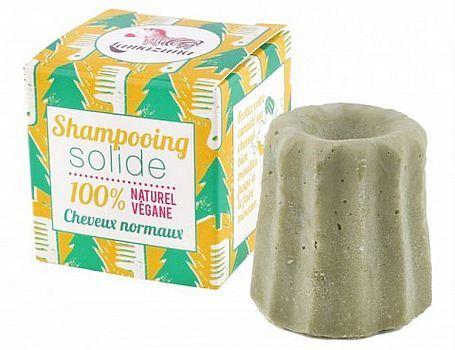 Festes Shampoo normales haar