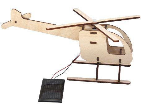 Zonne-helikopter