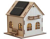 Huis - Villa - bouwpakket op zon