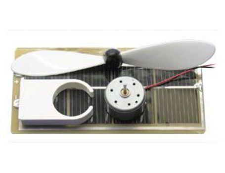 Sol Expert - Doe-het-zelf Ventilator