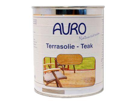 Terrasolie teak (Nr. 110)