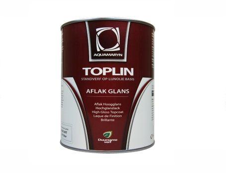 Toplin Hochglanzlack weiß