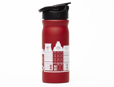 Trinkflasche Canalhouse Rot 400ml