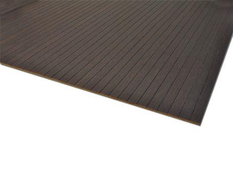 Unibamboo tegel zwart