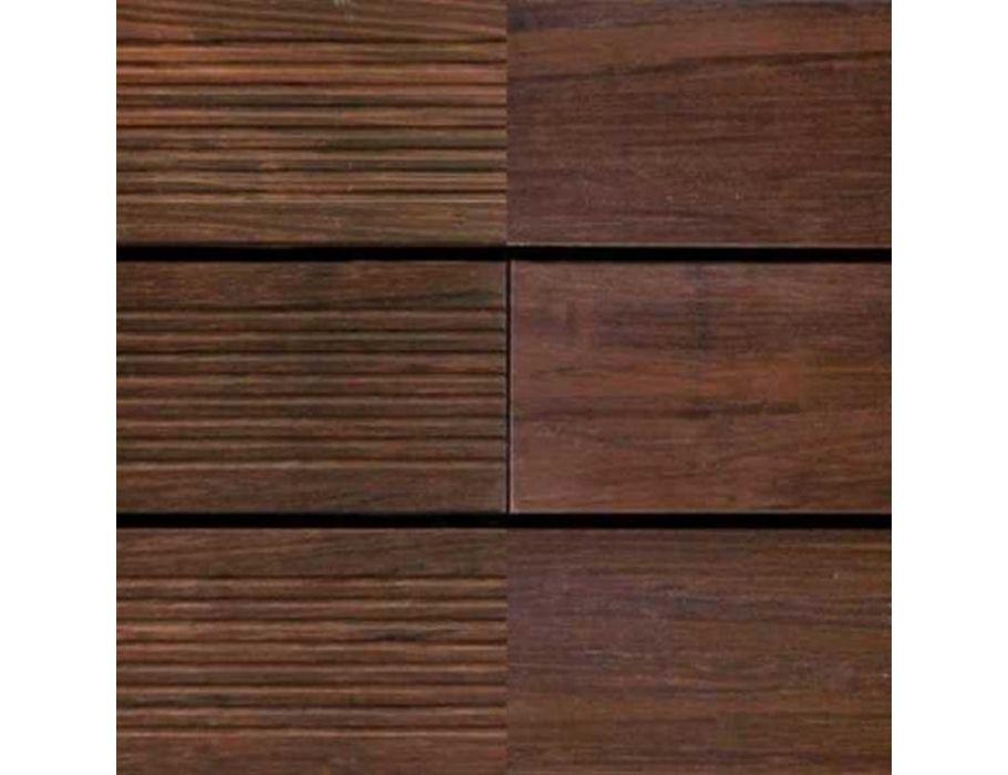 xtreme bamboo terras deel