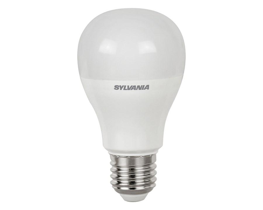 Led-Lampe - E27 - 806 lm - dimmbar - Glühbirne - matt